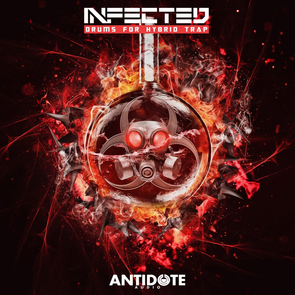 infected drums art antidote audio