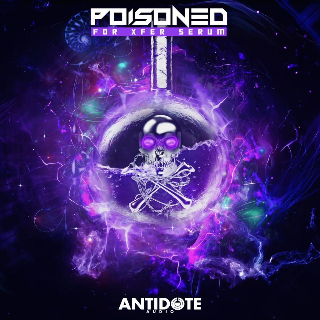 poisoned for xfer serum art