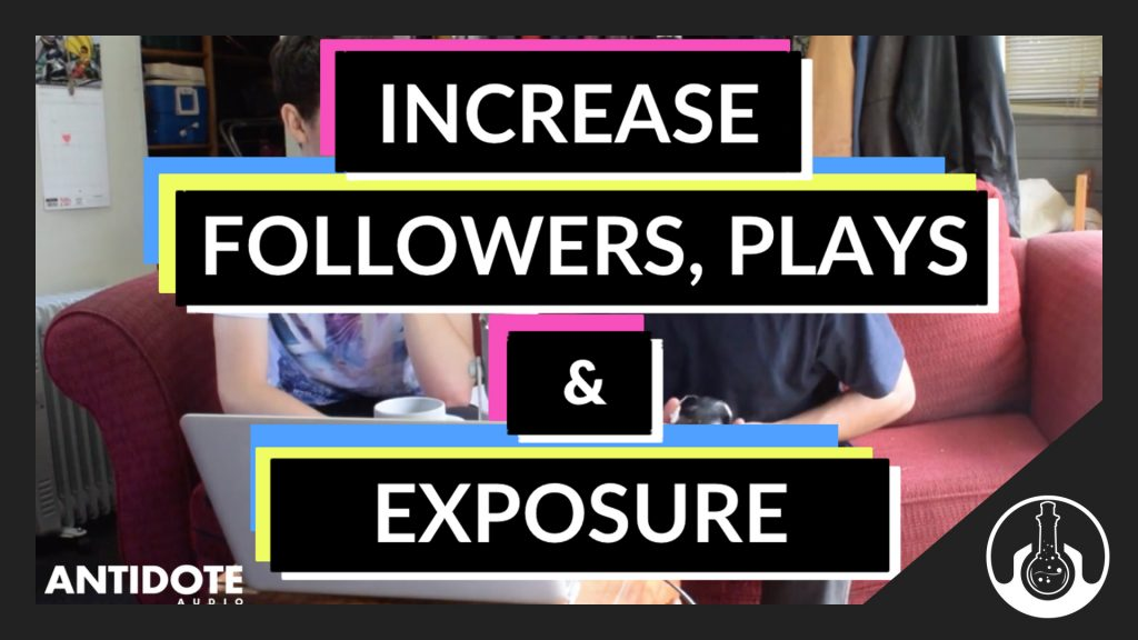 increase exposure