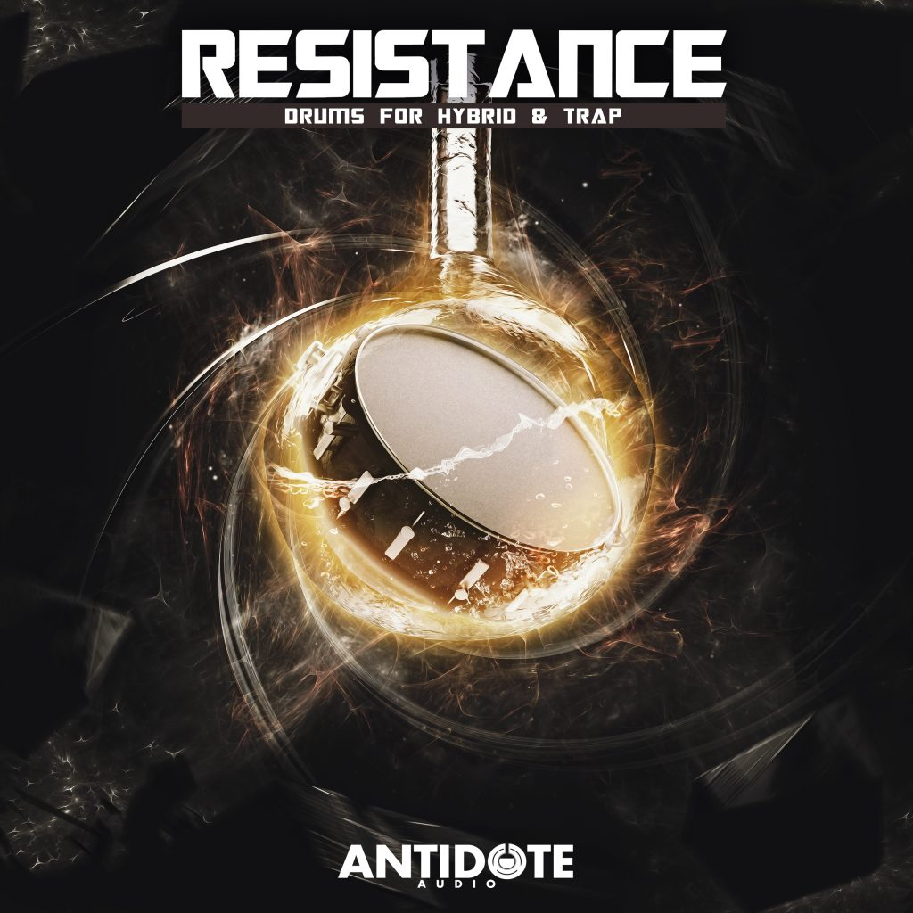 Resistance drums art cover