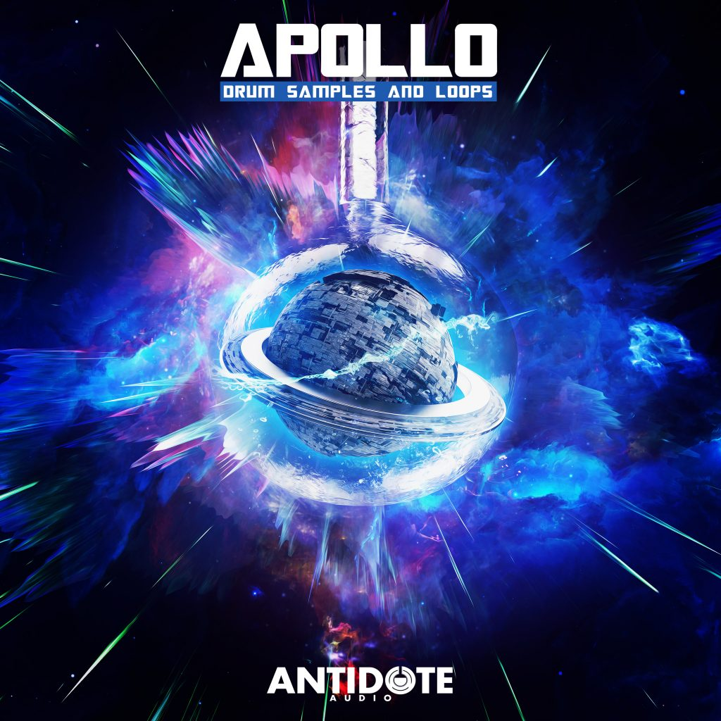 apollo drums art