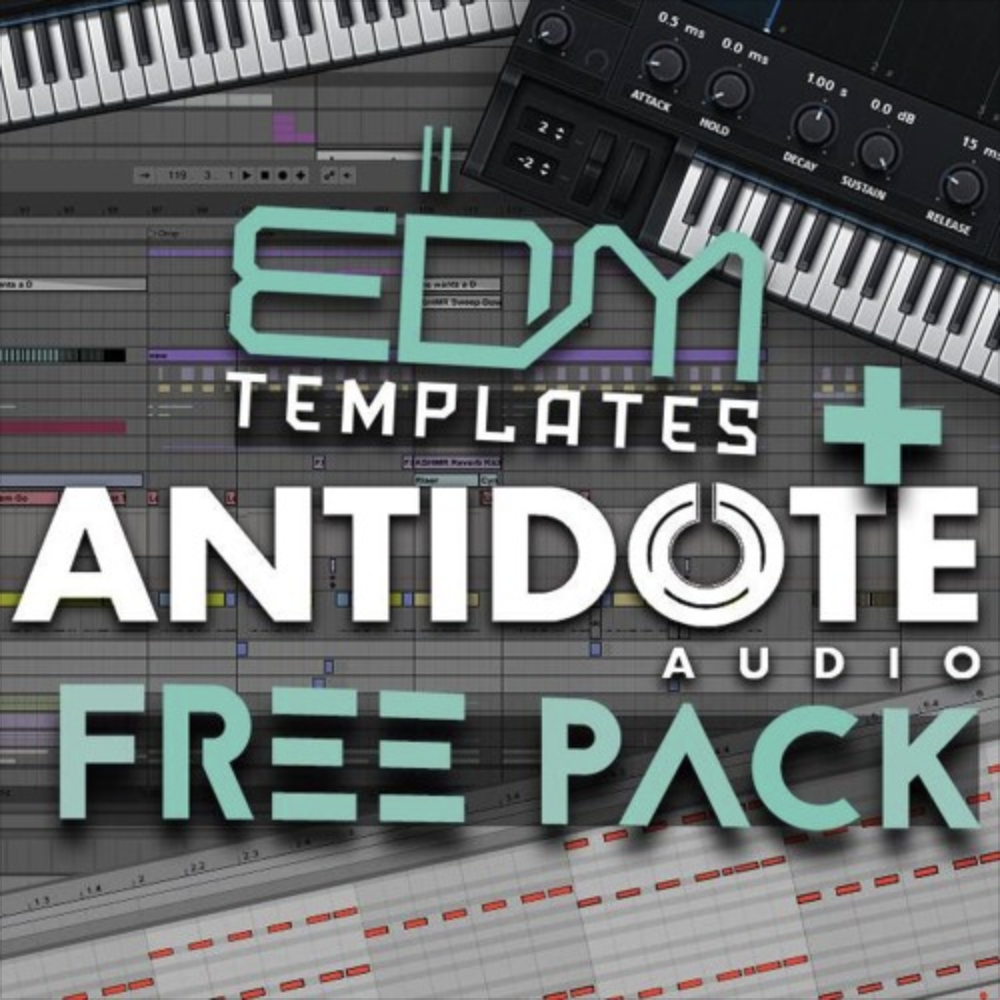 edm template pack