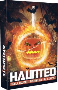 haunted antidote audio