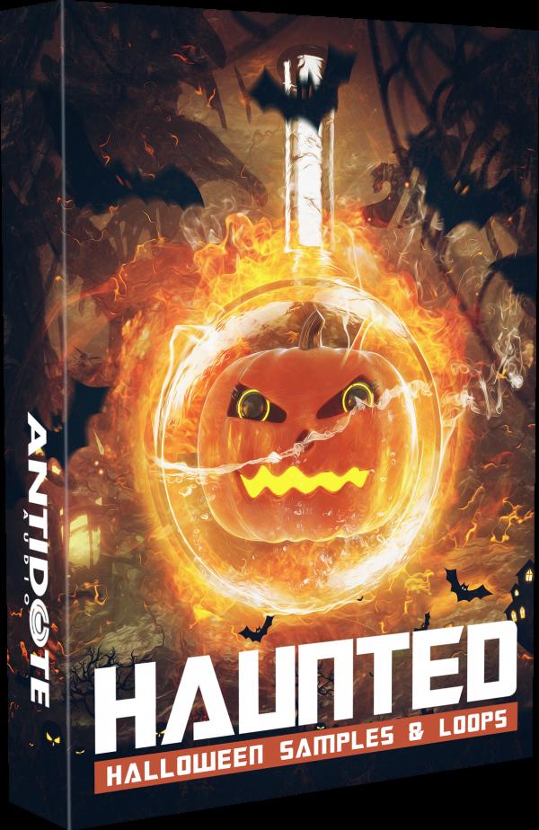 haunted antidote audio