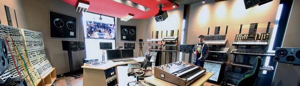deadmu5 studio