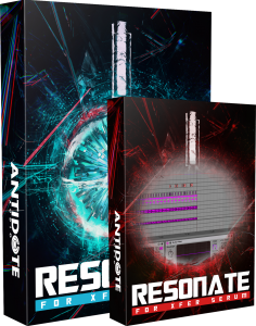resonate and the project file serum presets