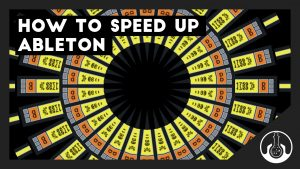 ableton speed up