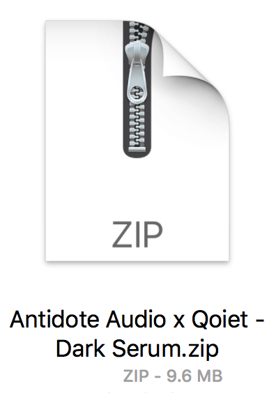 antidote audio serum skins