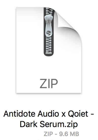 How to Install Serum Skins - Antidote Audio [xFer Serum]