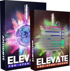 Elevate for Xfer Serum [Chill & Future Bass Serum Presets]