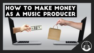 music producer money