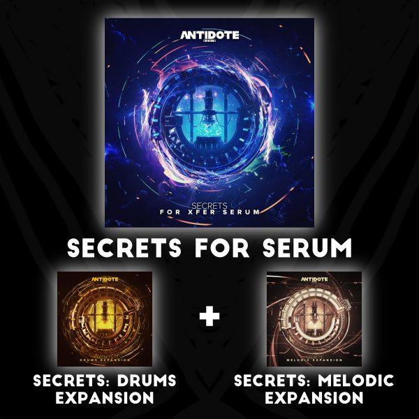 future bass serum presets