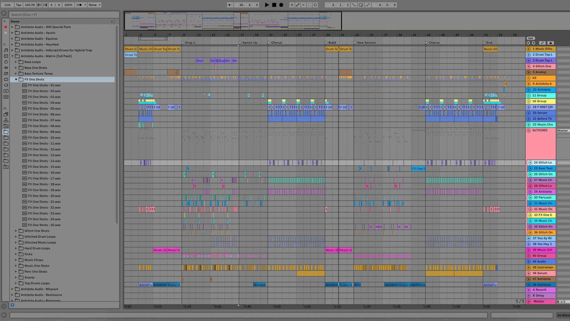 ableton full sounds