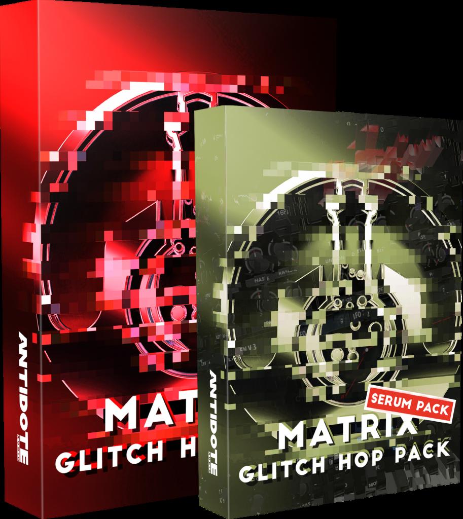 antidote audio glitch hop