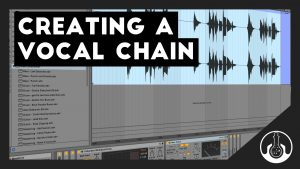 vocals in ableton