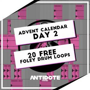 antidote advent calendar