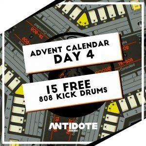 antidote audio advent