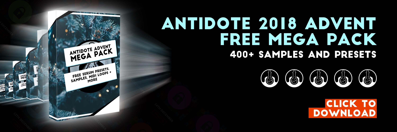 antidote free serum presets