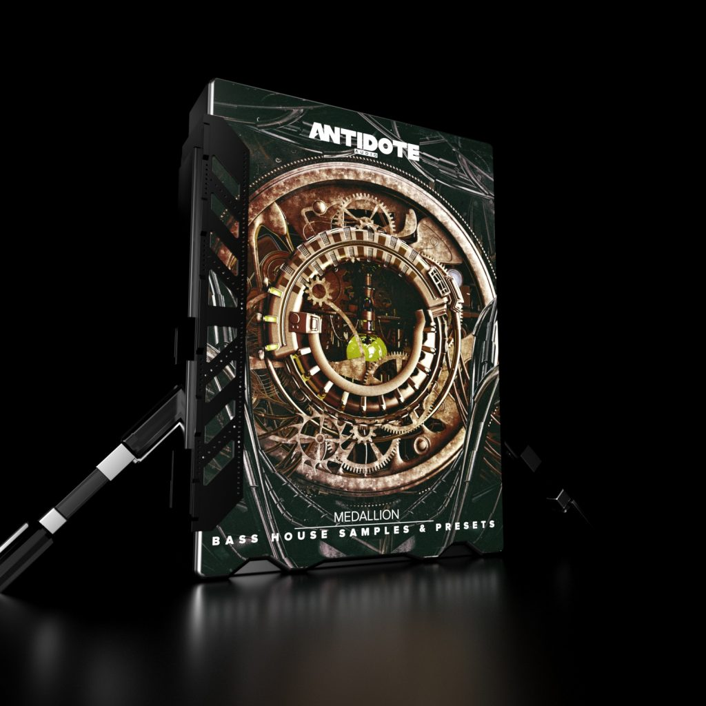 Antidote audio bass house
