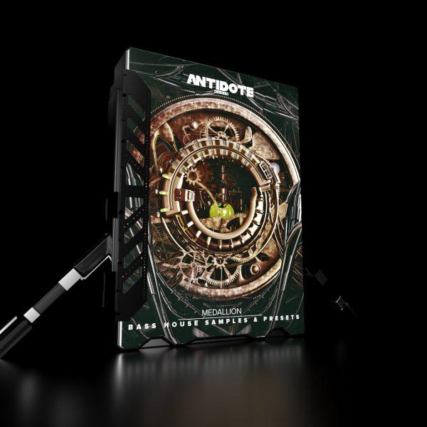 Antidote audio bass house
