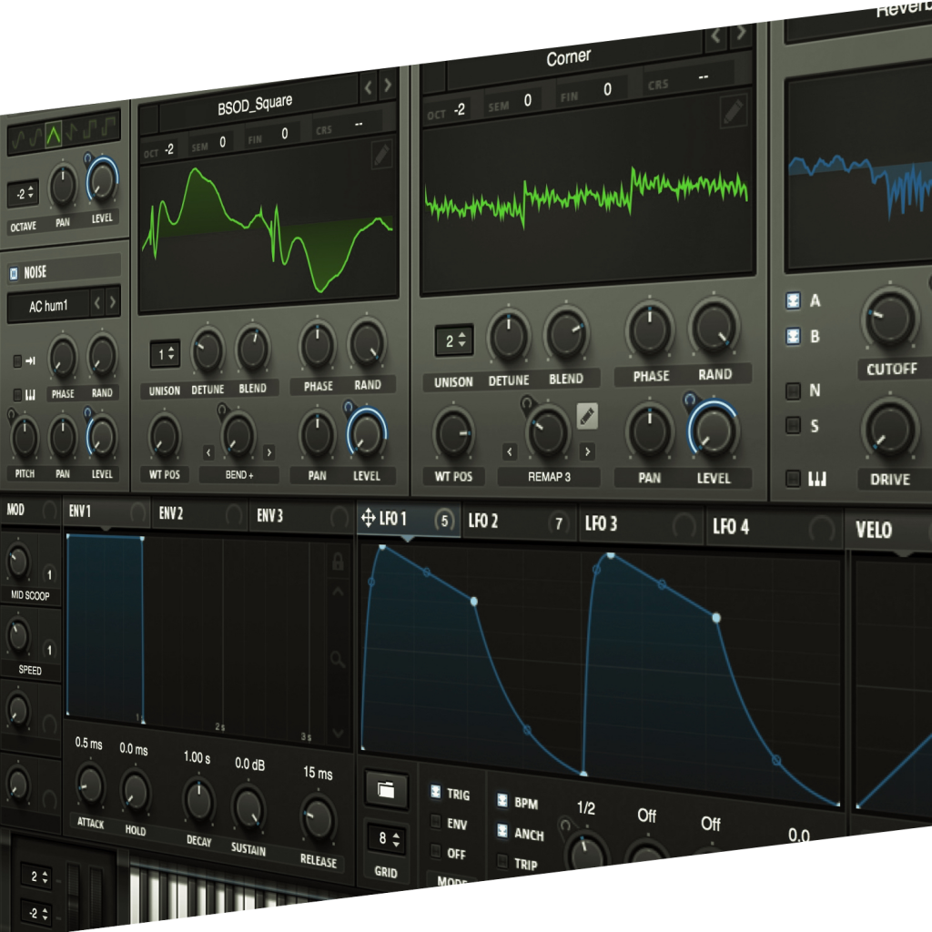 bass house presets for xfer serum