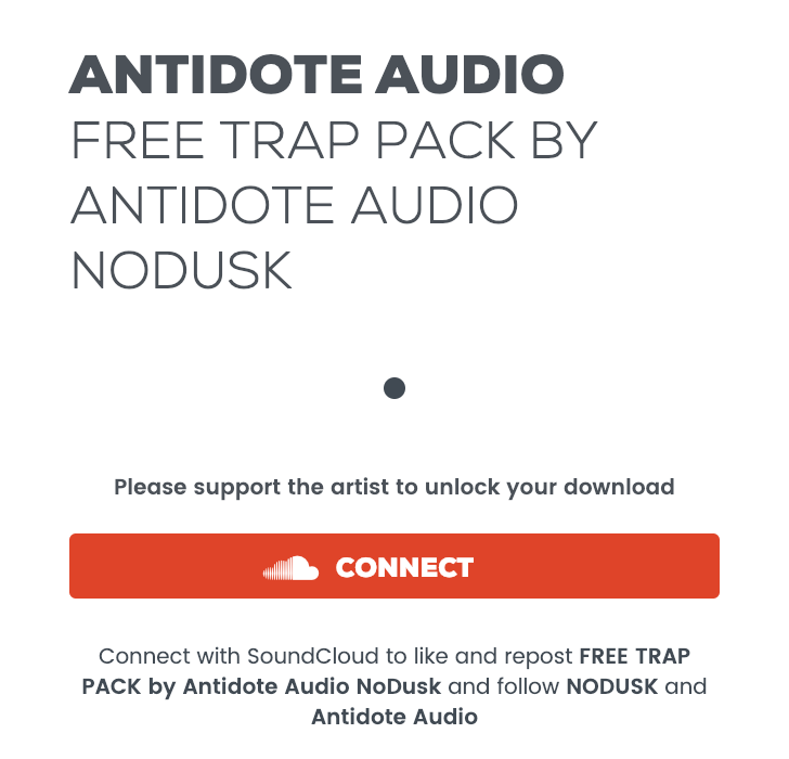 antidote audio soundcloud