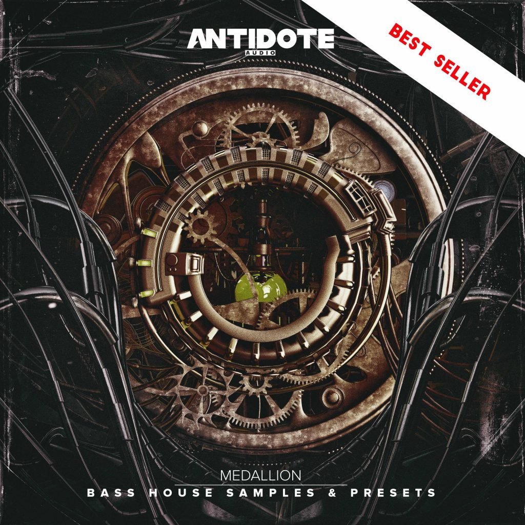 antidote audio medallion bass house