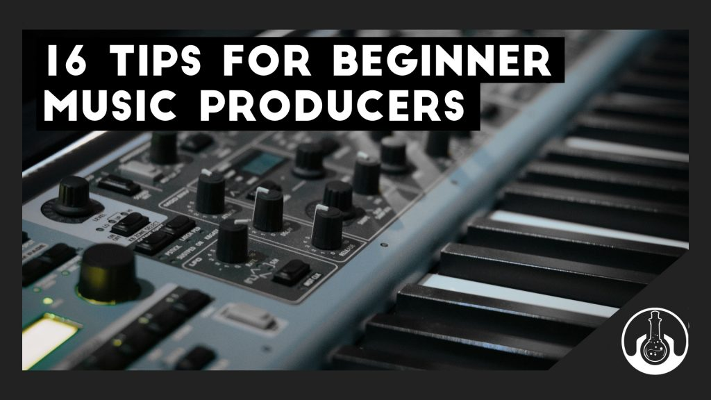 music producer advice