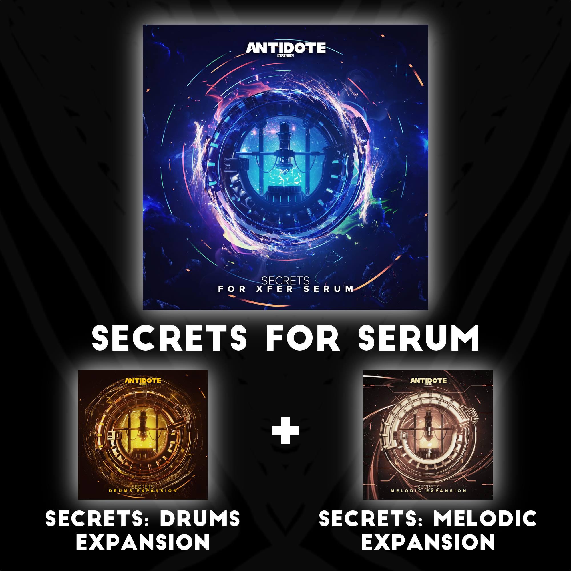 secrets for serum future bass