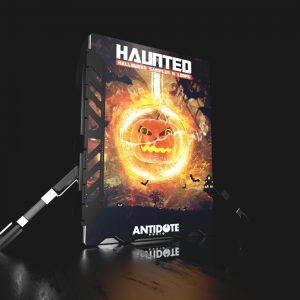 antidote audio haunted