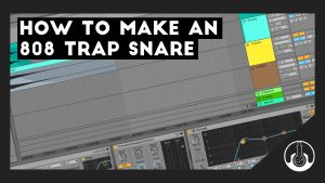 808 snare in ableton