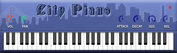 City Piano Free