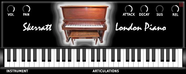 Skerratt Free Piano