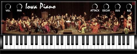 Iowa Free Piano