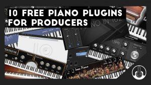 free piano plugins