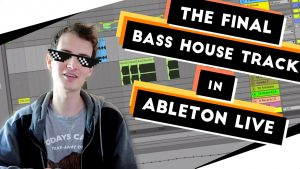 free bass house ableton project