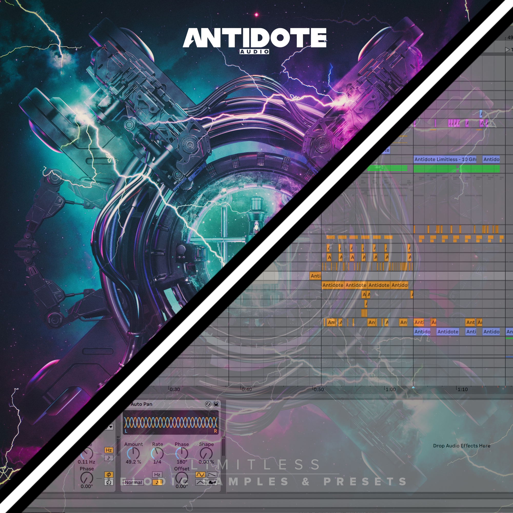 limitless and ableton project file