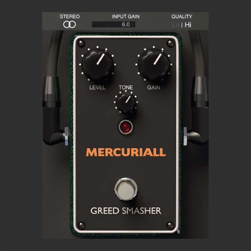 mercuriall greed smaher