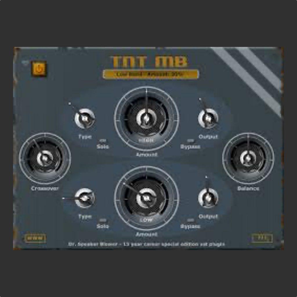 tnt mb distortion