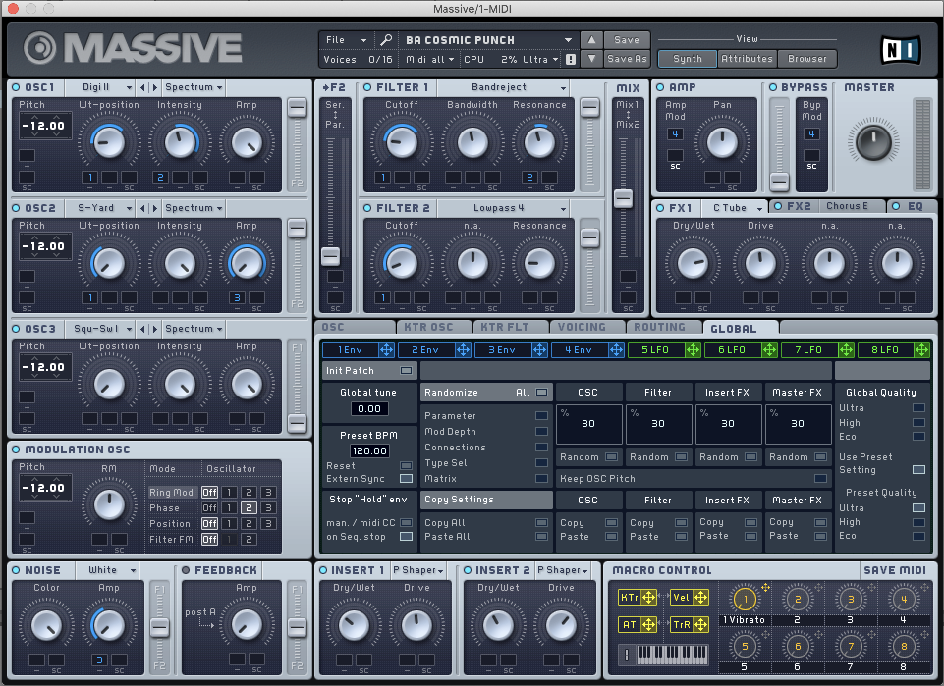 presets for bass house