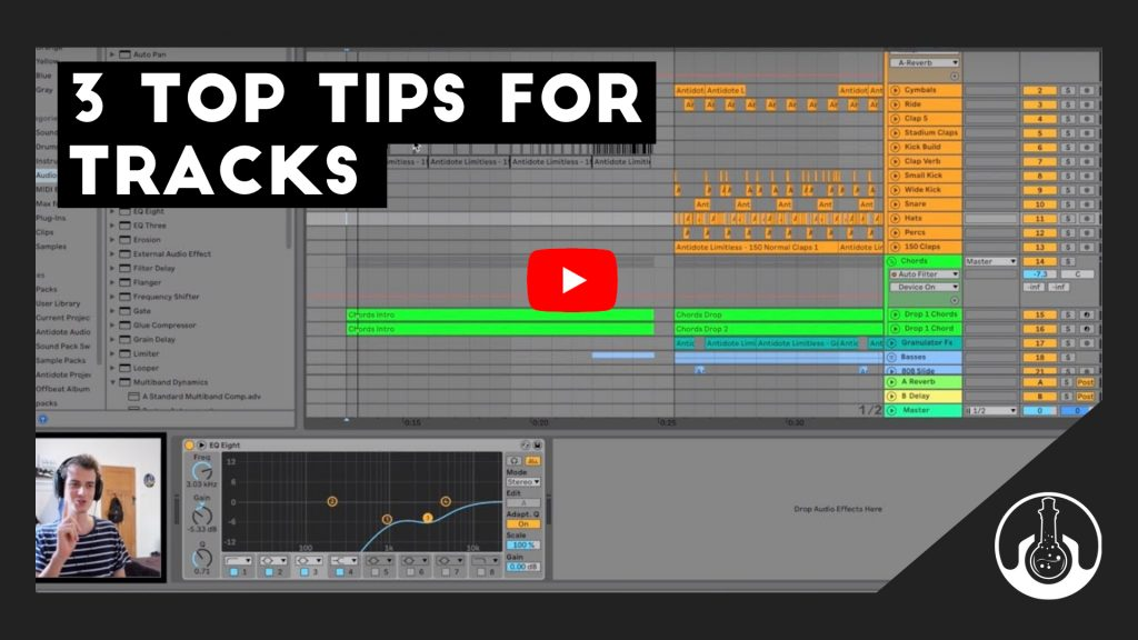 5 top tips for tracks