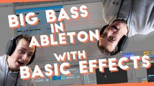 ableton bass phat rack