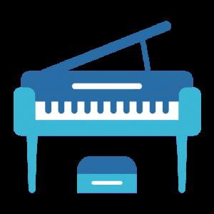 piano cobalt