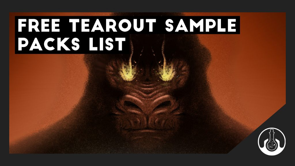 tearout music packs